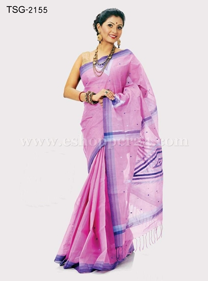 Picture of Cotton Tant saree - TSG-2155