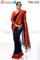 Picture of Pure Cotton Saree - TSG-2202