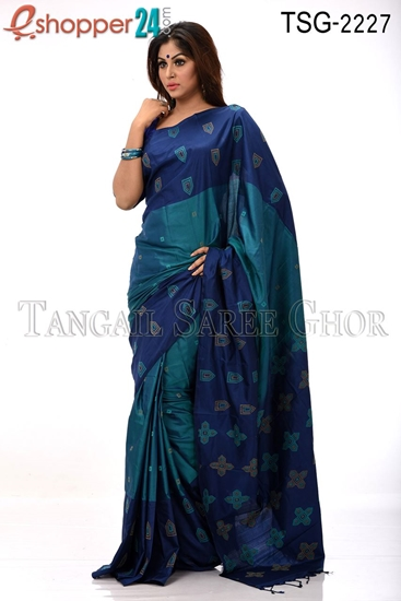 Picture of Silk Saree - TSG - 2227
