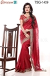 Picture of Silk & Cotton Mixed Saree - TSG-1409