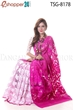 Picture of Soft Moslin Jamdani Saree - TSG-8178