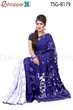 Picture of Soft Moslin Jamdani Saree - TSG-8179