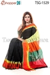 Picture of Tashar Silk Saree - TSG-1529