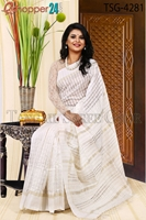 Picture of Half Silk Kuta Saree - TSG-4281