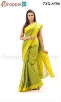 Picture of Pure Cotton Saree - TSG-6506