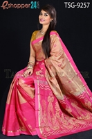 Picture of Masslice Cotton Saree - TSG-9257