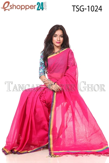 Picture of Pure Cotton  Saree - TSG-1024