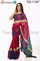 Picture of Gas Silk Saree - TSG-11287