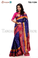 Picture of Pure Silk  Saree - TSG-11294
