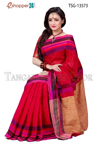 Picture of purecotton  Saree - TSG-13573
