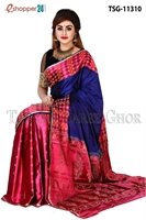 Picture of Pure Silk  Saree - TSG-11310