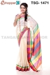 Picture of Tashar Silk Saree - TSG-1471