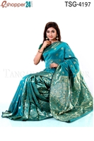 Picture of Half Silk Saree - TSG-4197