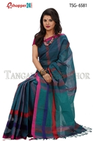 Picture of Pure Cotton Saree - TSG-6581