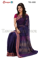 Picture of Pure Cotton Saree - TSG-6583