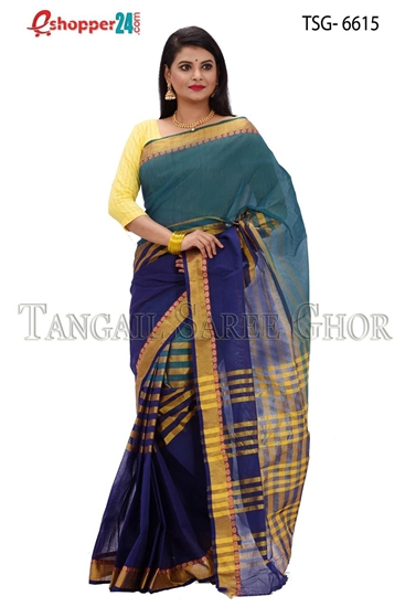 Picture of Pure Cotton Saree - TSG-6615