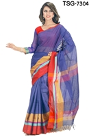 Picture of Pure Cotton Saree -TSG-7304