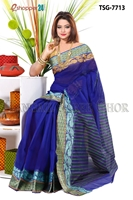 Picture of Half Silk Saree - TSG-7713