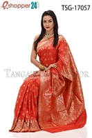 Picture of Buty Katan Saree -TSG-17057