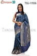 Picture of Buty Katan Saree -TSG-17056
