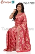 Picture of Buty Katan Saree -TSG-17059