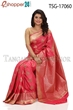 Picture of Buty Katan Saree -TSG-17060