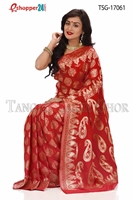 Picture of Buty Katan Saree -TSG-17061