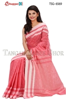 Picture of Pure Cotton Saree - TSG-6569