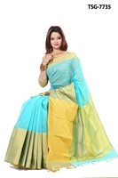 Picture of Half Silk Saree -TSG-7735