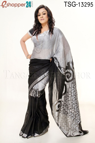 Picture of Masslice Cotton Saree -TSG-13295