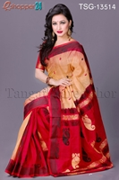 Picture of Masslice Cotton Saree -TSG-13514