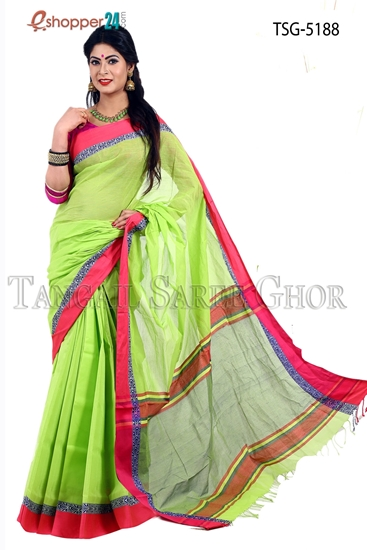 Picture of Pure Cotton Saree - TSG-5188