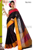 Picture of Pure Cotton Saree  - TSG-7913