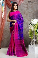 Picture of Masslice Cotton Saree - TSG-9295