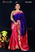 Picture of Soft Silk  Saree- TSG-9306