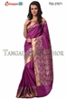 Picture of Flower katan saree - TSG-27071