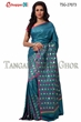 Picture of Ranguli katan saree  - TSG-27073