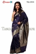 Picture of Buty katan saree  - TSG-27074