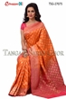 Picture of Buty katan saree  - TSG-27075