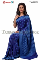 Picture of Buty katan saree  - TSG-27076