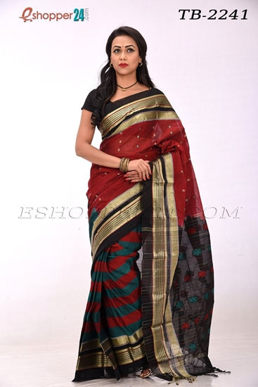 Picture of Masslice( Soft) cotton saree - TB-2241