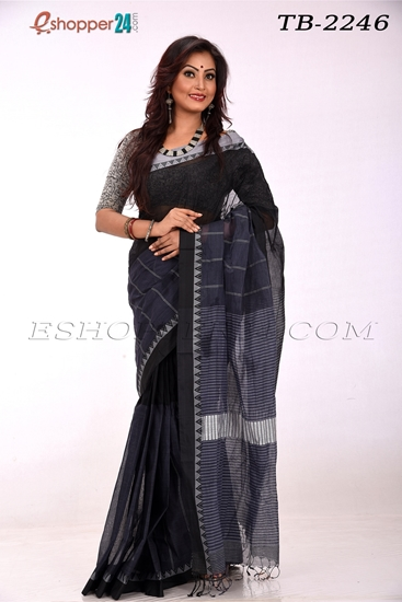 Picture of Cotton Saree - TB-2246