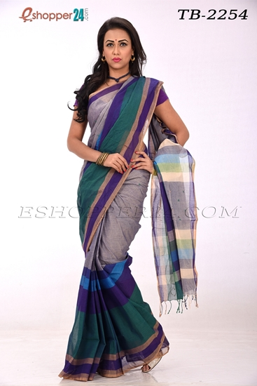 Picture of Cotton Saree - TB-2254