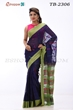 Picture of Soft cotton saree - TB-2306