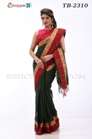 Picture of Pure  Cotton Saree -TB-2310