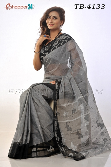 Picture of Cotton Saree -TB-4133