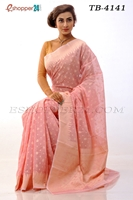 Picture of Cotton Jamdani Saree - TB-4141