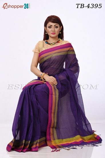 Picture of Pure  Cotton Saree -TB-4395