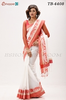 Picture of Pure  Cotton Saree -TB-4408
