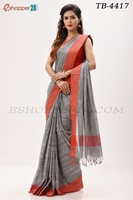 Picture of Pure  Cotton Saree -TB-4417